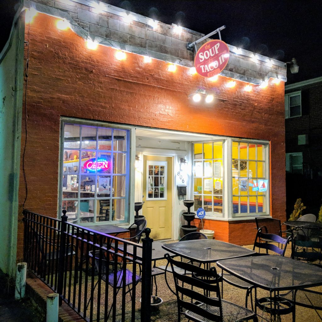 Soup and Taco, Fredericksburg, VA
