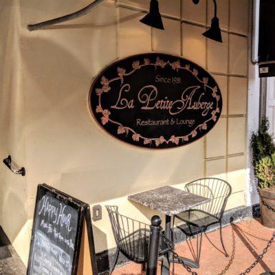 Fredericksburg Restaurant Week 2018 –  La Petite Auberge #fxbgrestaurantweek